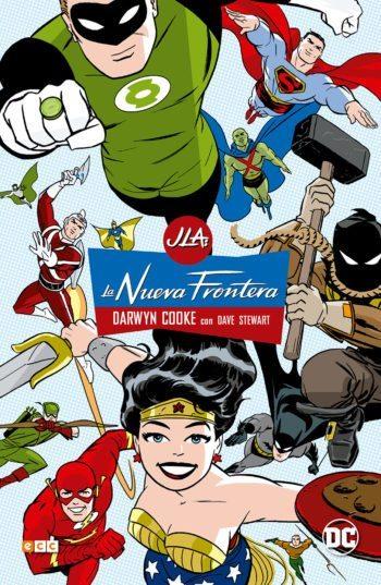 JLA: La Nueva Frontera, de Darwyn Cooke y Dave Stewart
