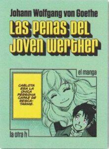 Las penas del joven Werther, El manga