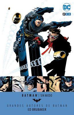Batman. Sin miedo, de Ed Brubaker