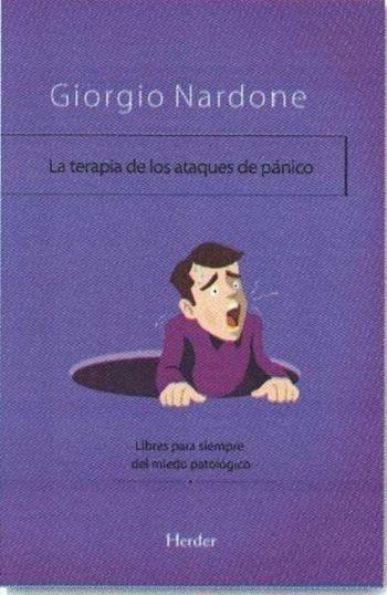 La terapia de los ataques de pánico, de Giorgio Nardone
