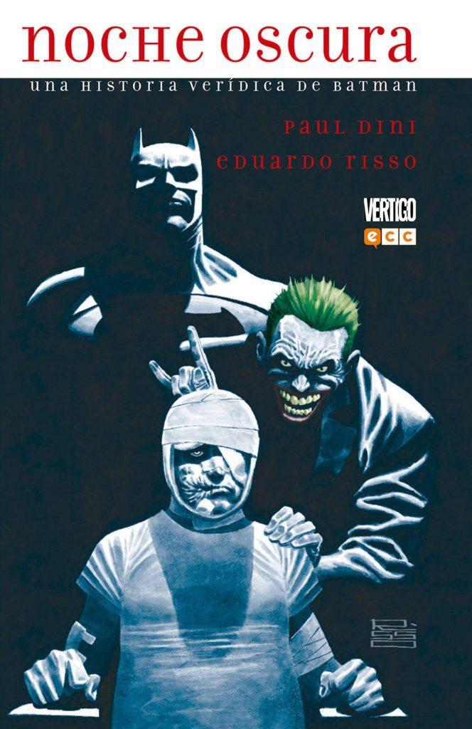 Noche oscura. Una historia verídica de Batman