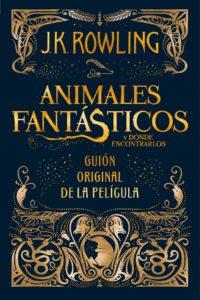 Animales fantásticos y dónde encontrarlos, guión original de la película