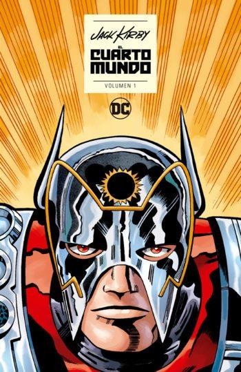 El Cuarto Mundo vol.1, de Jack Kirby