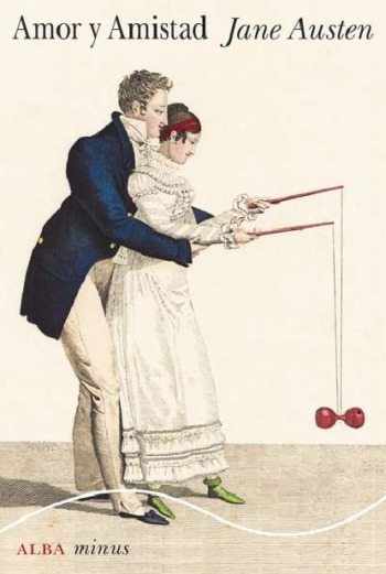 Amor y Amistad, de Jane Austen