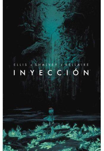 Inyección, de Warren Ellis y Declan Shalvey