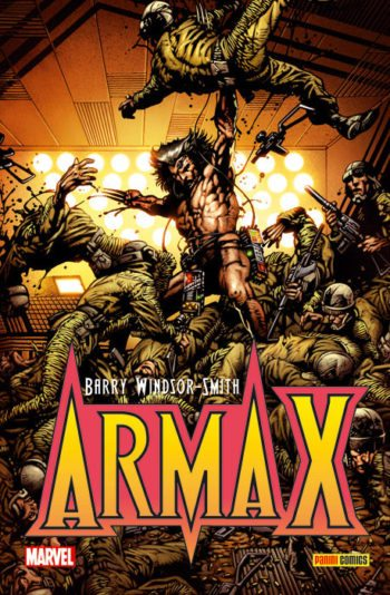 Arma X, de Barry Windsor-Smith