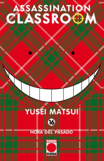 Assassination Classroom 16