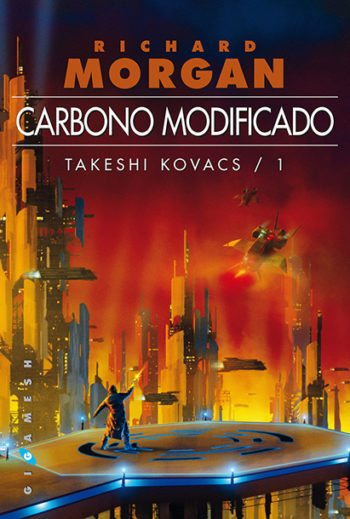 Carbono modificado, de Richard Morgan