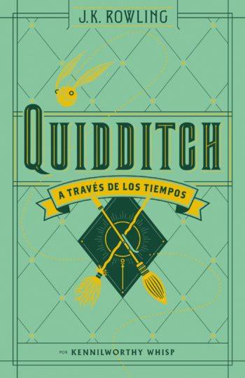Quidditch a través de los tiempos, de J.K Rowling