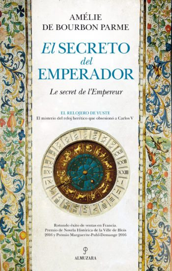El secreto del emperador, de Amélie de Bourbon Parme