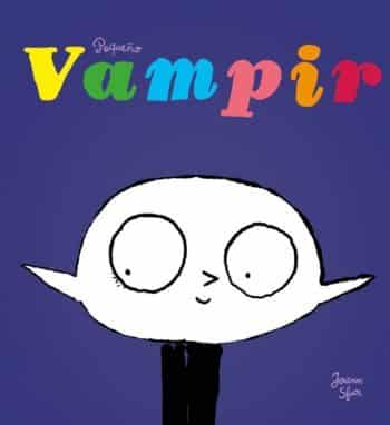 Pequeño Vampir, de Joann Sfar
