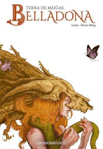Terra de meigas: Belladona, de Lewis y Álvaro Ming