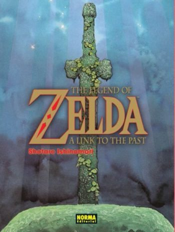 The Legend of Zelda: A Link to the Past, de Shotaro Ishinomori