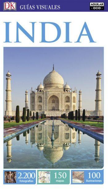 Guías visuales: India, de varios autores