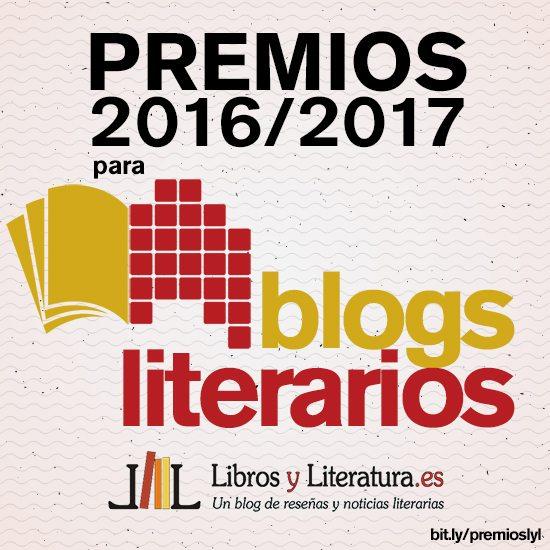 Premios Libros y Literatura 2016-2017