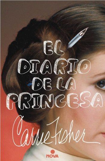 El diario de la princesa, de Carrie Fisher