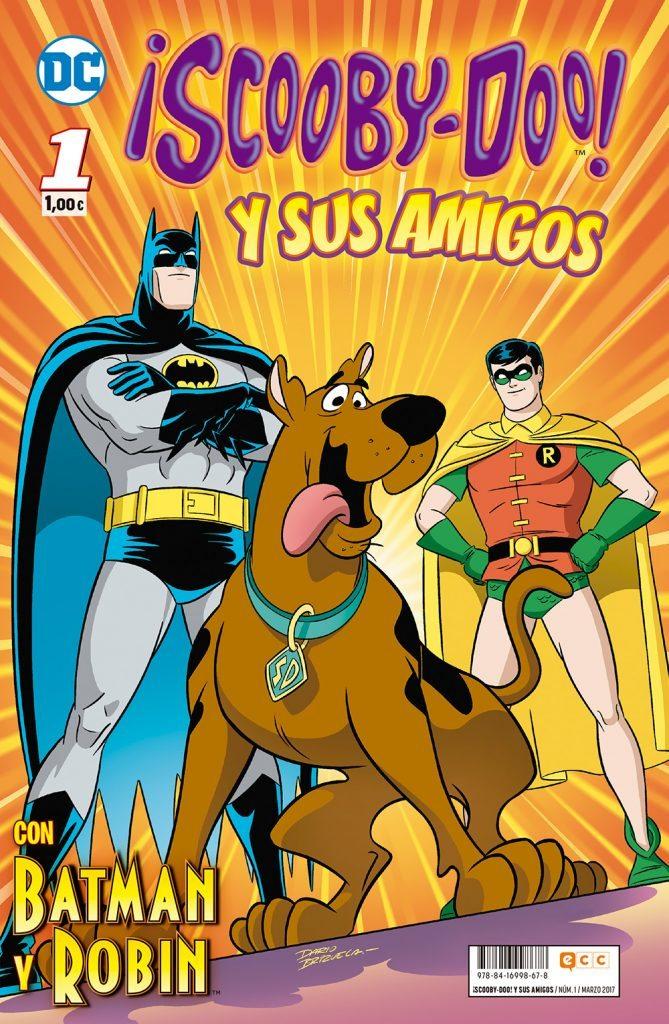 ¡Scooby-Doo! Y sus amigos 1
