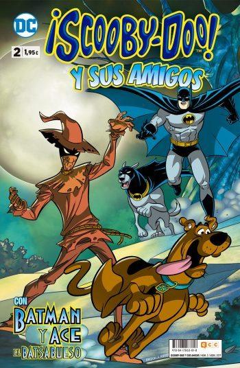 ¡Scooby-Doo! Y sus amigos 2, de Sholly Fisch y Dario Brizuela