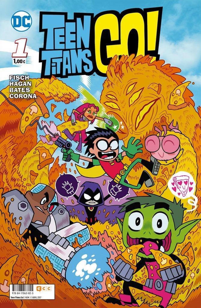 Teen Titans Go! 1