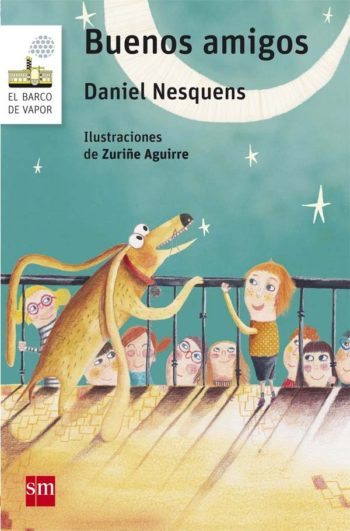 Buenos amigos, de Daniel Nesquens