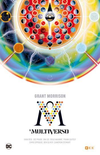 El Multiverso, de Grant Morrison