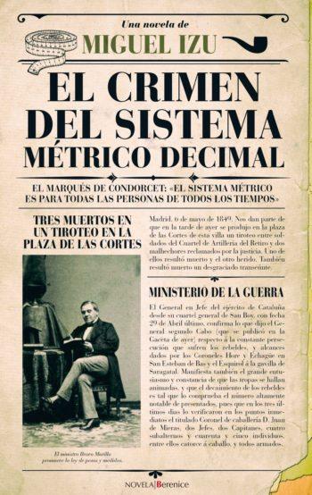 El crimen del sistema métrico decimal, de Miguel Izu
