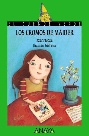 Los cromos de Maider, de Itziar Pascual