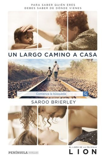 Un largo camino a casa, de Saroo Brierley