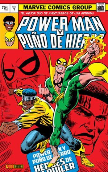 Power Man y Puño de Hierro: Héroes de Alquiler, de VV. AA.