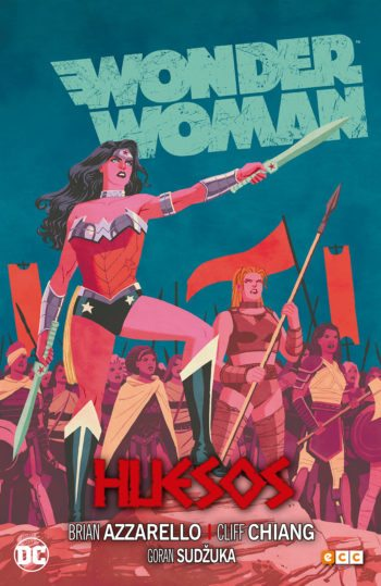 Wonder Woman: Huesos, de Brian Azzarello