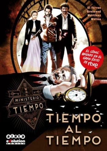 Tiempo al tiempo, de El Torres y Bressend