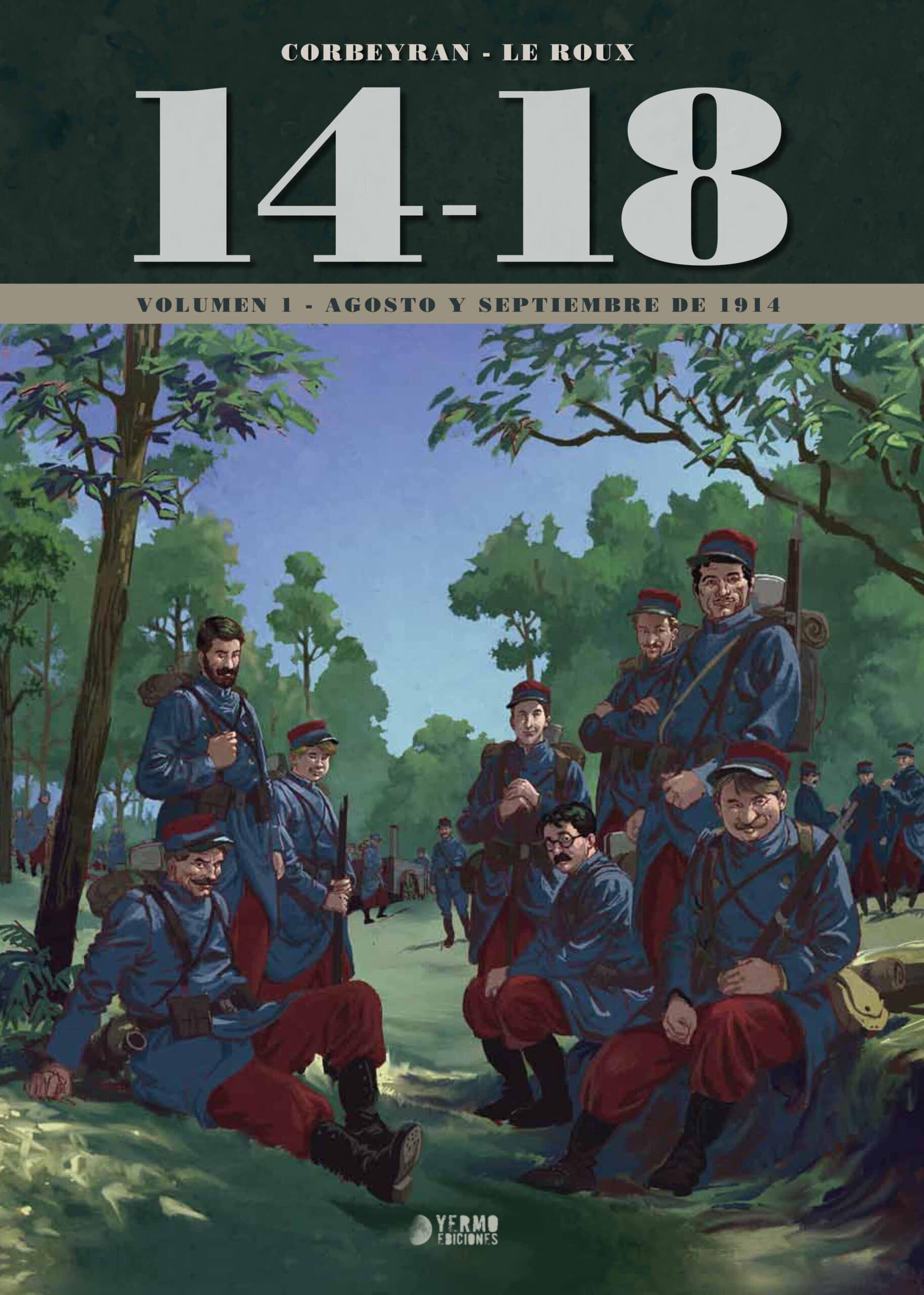 14-18 Volumen 1