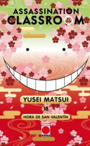 Assassination Classroom 18 Hora de San Valentín