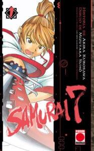 samurai 7 volumen 1