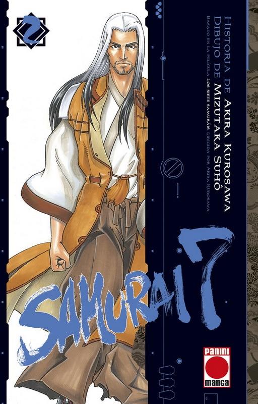 samurai 7 volumen 2