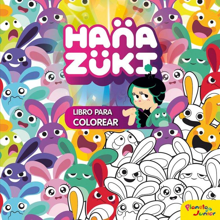 Comprar Hanazuki Libro Para Colorear 9788408178903