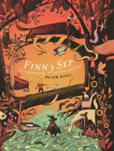 Finn y Sep, El laberinto de los gnomos