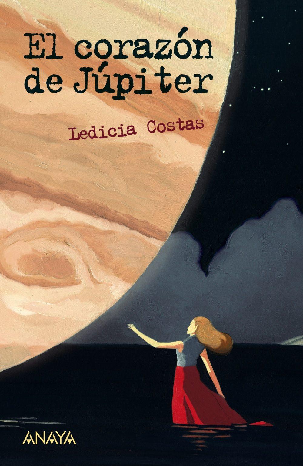 El corazón de Júpiter