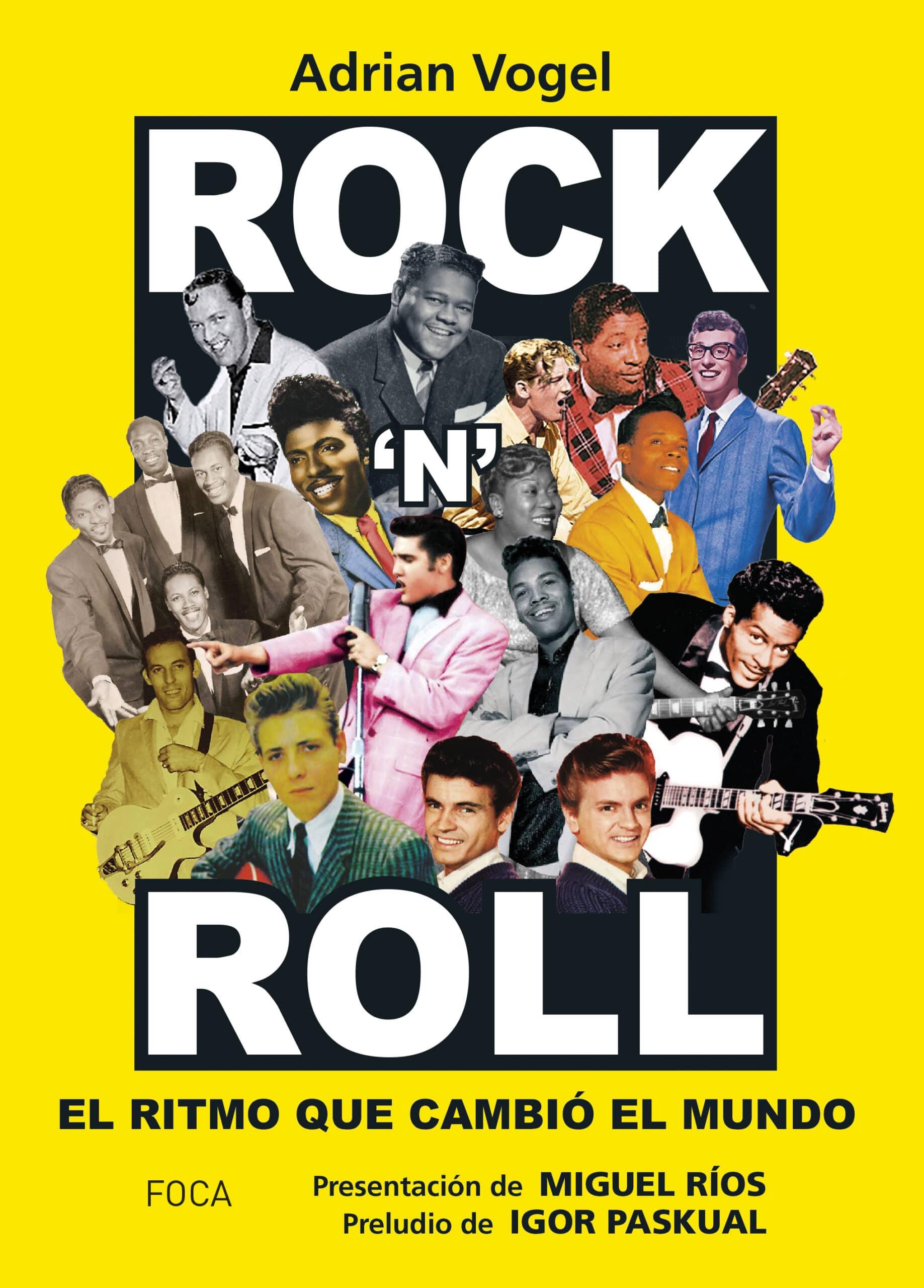 Rock n roll El ritmo que cambió el mundo