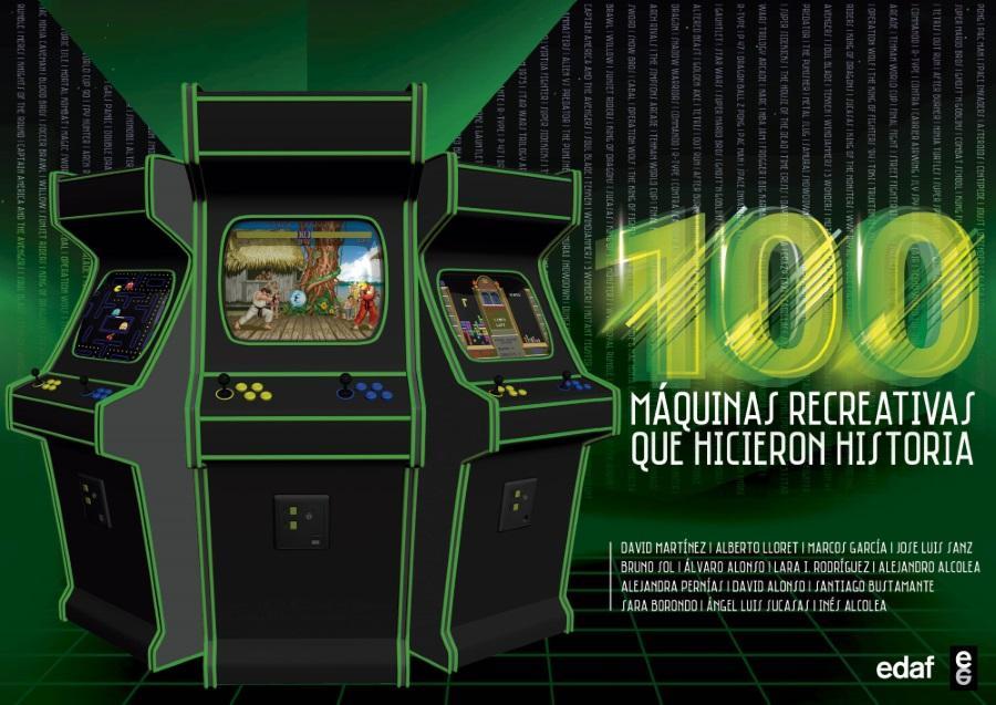 100 máquinas recreativas que hicieron historia