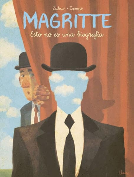 Magritte, Esto no es una biografía