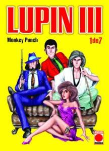 Lupin III volumen 1