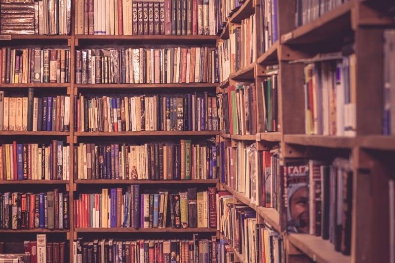 librería libros usados