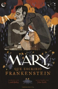 Mary que escribió Frankenstein