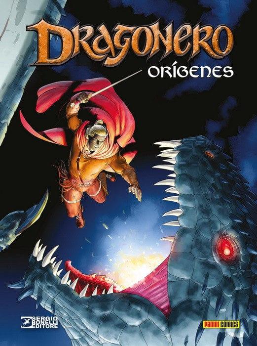 dragonero orígenes