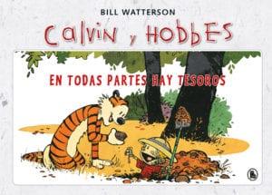 en todas partes hay tesoros Súper Calvin y Hobbes 1