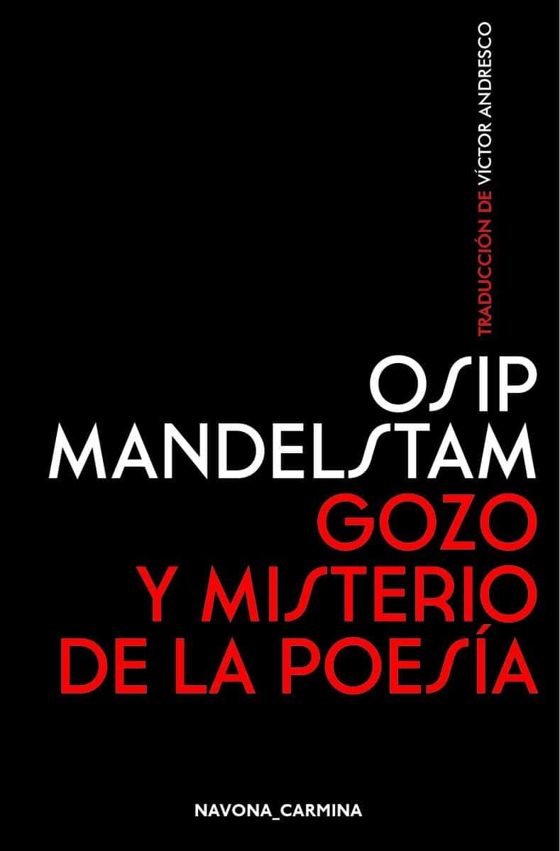 Gozo y misterio de la poesía