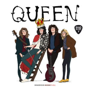 queen band records