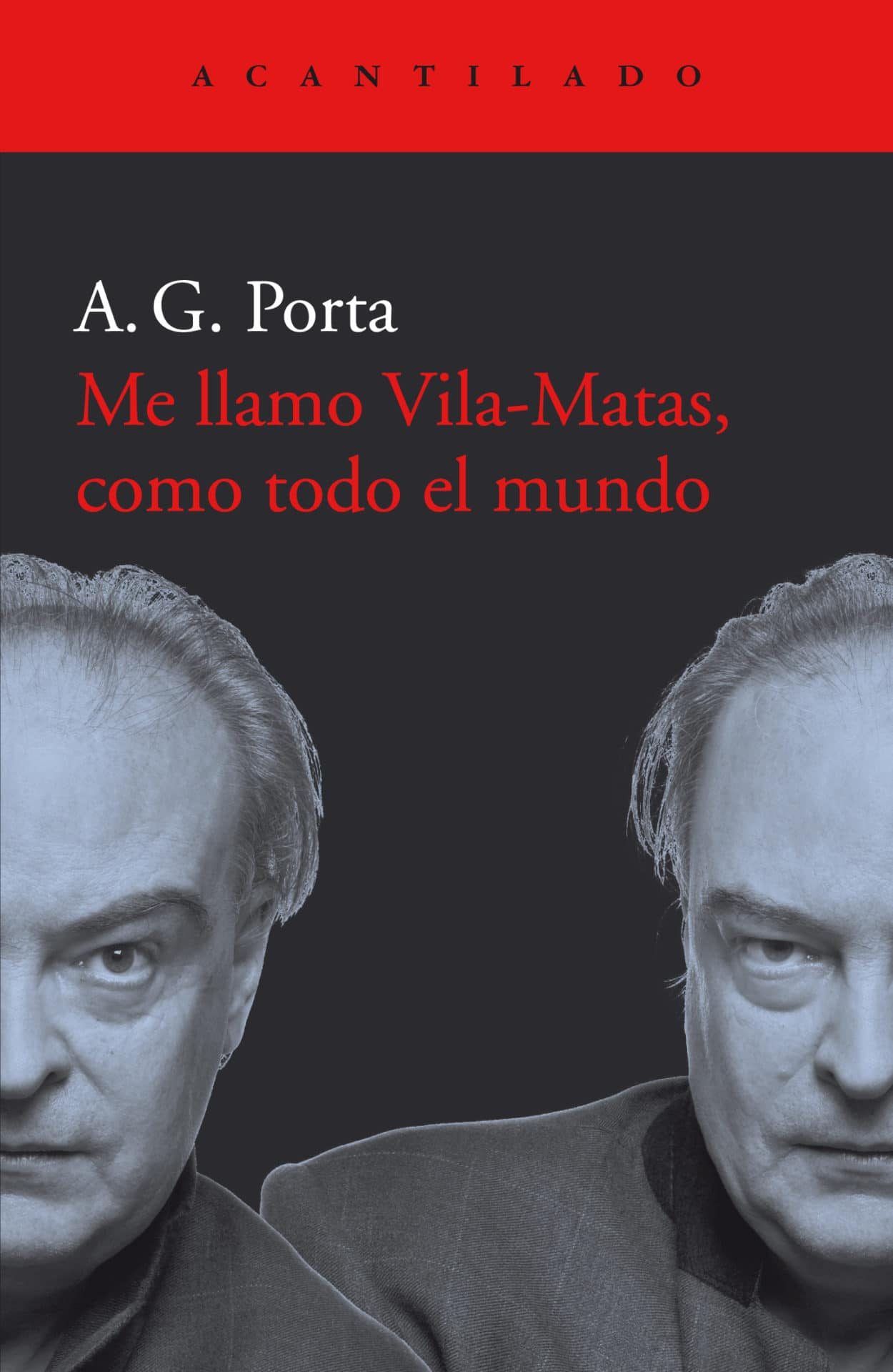 Me llamo Vila-Matas