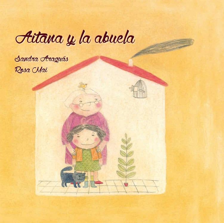 Aitana y la abuela